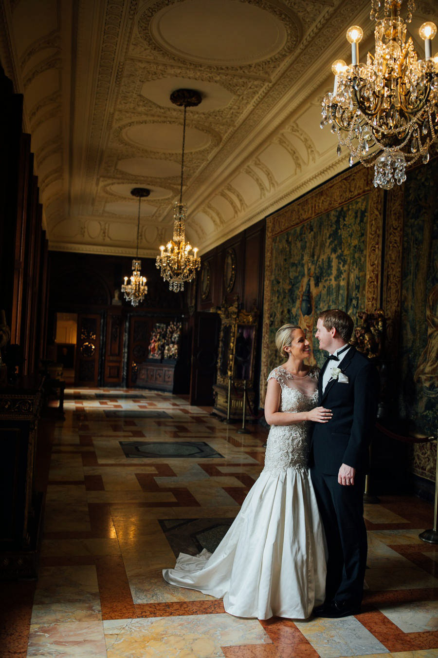 Larissa Luke Anderson House Wedding Washington Dc Photography