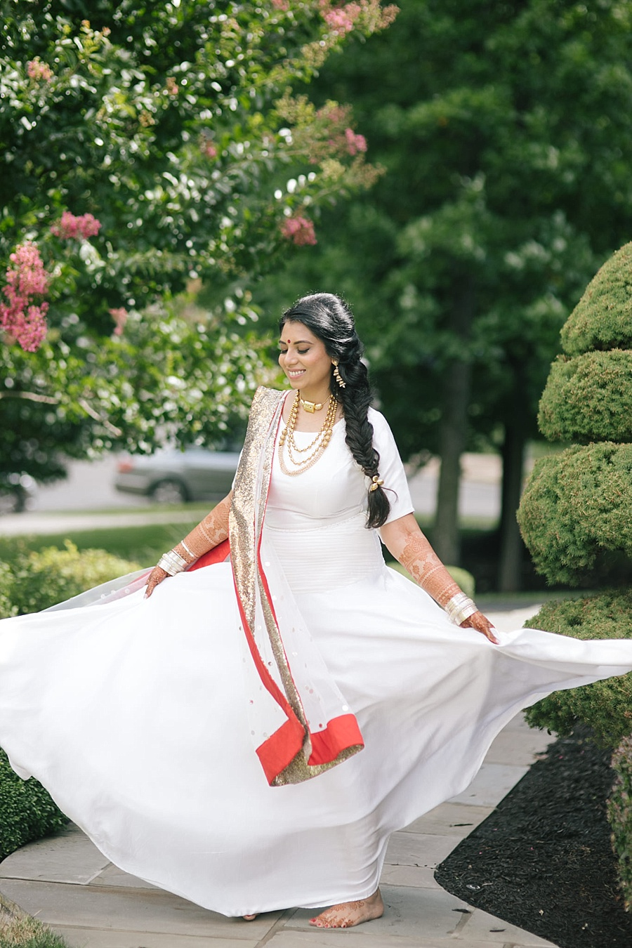 Nirali + Amit | Mendhi, Vidhi and Sangeet | Washington DC Wedding Photography