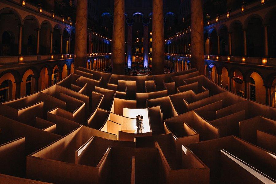 Seema Nitin The Wedding At National Building Museum Best Photography Washington Dc